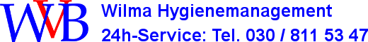 WVB Hygienemanagement